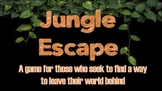 Jungle Escape Room and Room Transformation STAAR Prep