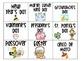 Calendar Months- Jungle Fever