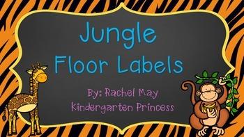 Jungle Floor Labels