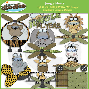 Jungle Flyers