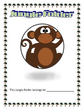 Jungle Folder Data Folder