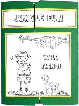 Jungle Fun Lapbook