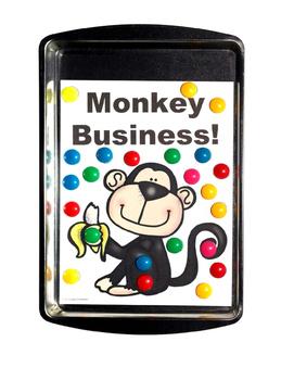 Jungle Fun Magnet Sheets