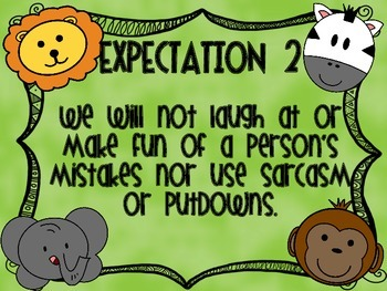 Jungle Great Expectations