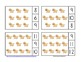 Jungle Jaunt Count and Clip Cards Sets to 12