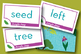 Jungle Jeep short e, long ee Phonics Game - Words Their Way Game