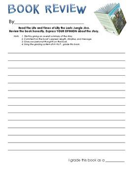 Jungle Jive Classic Classroom Lesson Plans: 3rd GRADE EDITION