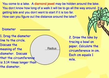 Jungle Journey a smart notebook 5th grade math review game