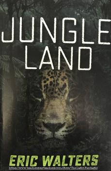 Jungle Land - Seven Prequels - Novel Study / Chapter questions - Eric Walters