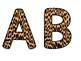 Jungle Letters