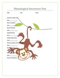 Jungle Literacy Assessment Kit
