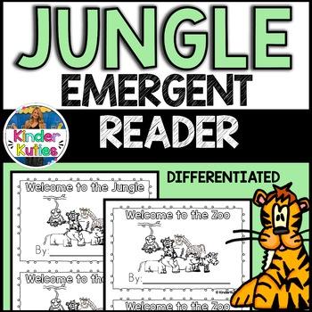 Jungle Mini Book