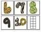 Jungle Numbers-Ten Frames-Tally-Picture