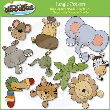 Jungle Peekers