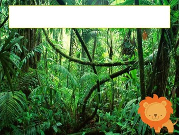 Jungle PowerPoint Template