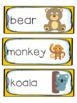 Jungle Preschool Unit