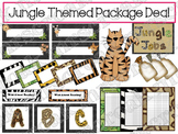 Package Deal: Jungle Themed