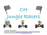 Jungle Racers CH words