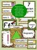 Jungle/ Rainforest Themed Classroom {Decor, Classroom Mana