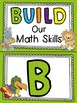 Jungle Safari B.U.I.L.D. Math Centers Organization & Rotat