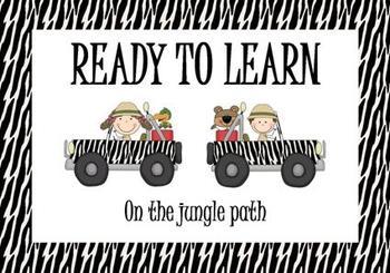 Jungle Safari Behavior Pack