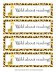 Jungle Safari Bookmarks
