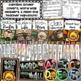 Jungle Safari Class Decor Bundle (Posters, Binder Covers, Schedule, Calendar)