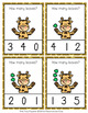 Jungle Safari Giraffes Count and Clip Cards