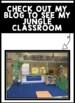 Jungle / Safari Theme Days of the Week Signs