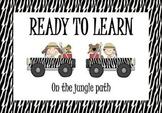 Jungle Safari Theme Value Pack
