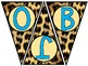 Jungle/Safari  theme banners