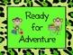 Jungle Safari theme behavior clip chart