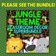Word Wall Jungle Theme