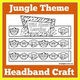 Jungle Theme Classroom | Craft
