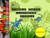 Jungle Theme Classroom Bundle