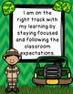 Jungle Theme Classroom Management Tools