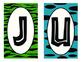 Jungle Theme Classroom (decorations, bulletin boards, labels...)