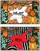 Jungle/Safari/Zoo Theme Color Word Posters