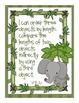 Jungle Theme Common Core First Grade Math