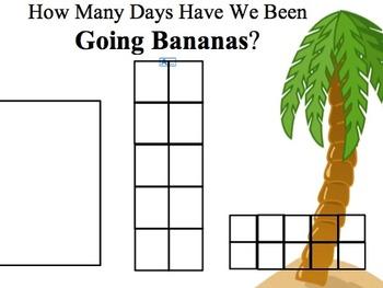 Jungle Calendar Days in School