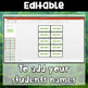Jungle Theme Jobs Bulletin Board Set
