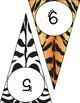 Jungle Theme Numbers 1-100