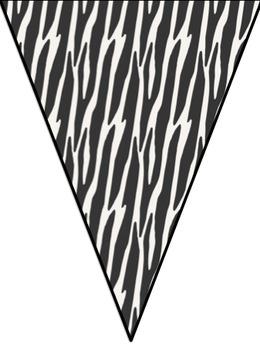 Jungle Theme Pennant Banner (Mix & Match)