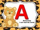 Jungle Theme Reading Strategy Cafe Bulletin Board