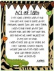 Jungle Themed Catholic Prayer Posters--Pack Two