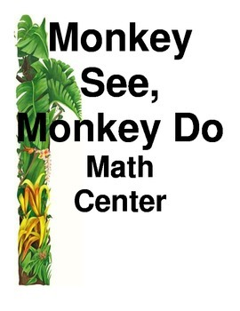Jungle Themed Center Labels