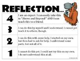 Jungle-Themed Self-Reflection Rubric