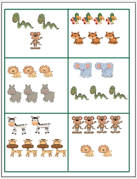 Jungle Word Problems