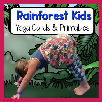 Rainforest Yoga  Pack
