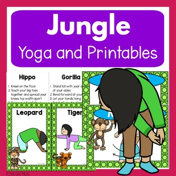 Jungle and Safari Movement Pack